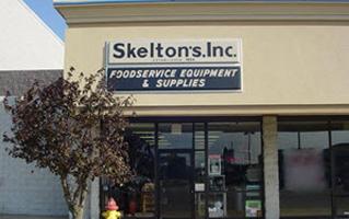 Skelton's Inc. Foodservice Equipment exterior